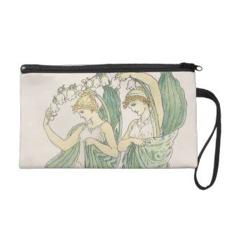 Lilies of the Vale, from Flora's Feast, 1901 (colo Wristlet
