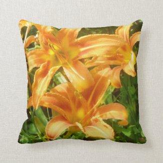 Lilies pillow