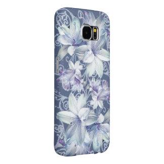 Lilies Samsung Galaxy S6 Case