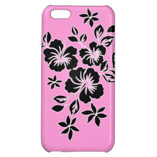 Lilikoi Hibiscus Hawaiian iPhone 5C Cases