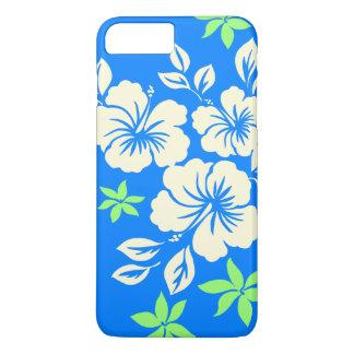 Lilikoi Hibiscus Hawaiian Pareau iPhone 7 Plus Case