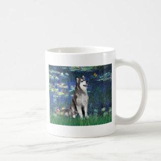 Lililes #5 - Alaskan Malamute Coffee Mug