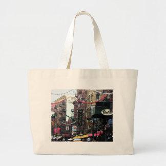 lilItalyfresco Jumbo Tote Bag