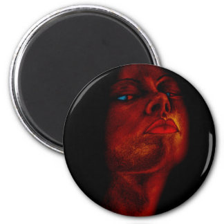 Lilith 2 2 inch round magnet