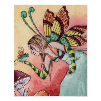 Lilith - poster de la hada de la rana