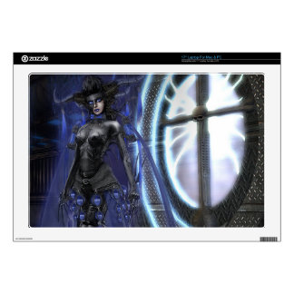 Lilith the Cyber Demon Laptop Decal