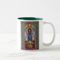 Lilith (The Dark Maidern) 001 rb, Lilith Two-Tone Coffee Mug