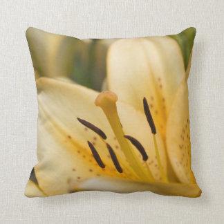 Lilium more flower photography pillow