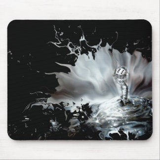 Lilium Of Luck Mouse Pad