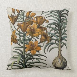 Lilium purpureum mauis Do danei and Scapus cum bul Pillow