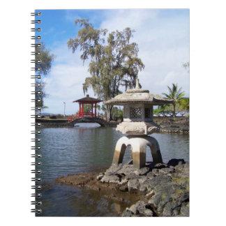 Liliuokalani Park Notebooks