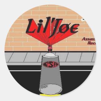 Liljoe Spraycan Sticker