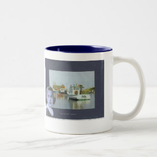 """Lil'l Sallys' Coffee Mug ""(Rockport Angel)"