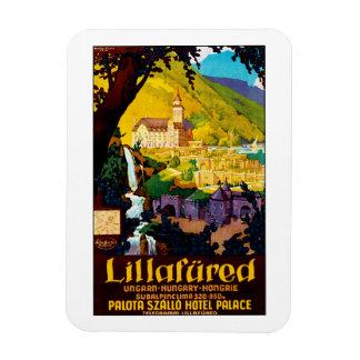 Lillafured Hungary Magnet