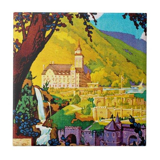 Lillafured Hungría Azulejos