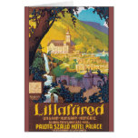 Lillafured Vintage Travel Poster