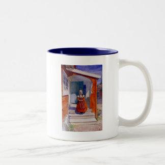 Lillanna 1912 Two-Tone coffee mug