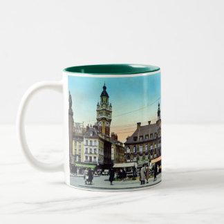 Lille, France - Souvenir Mug