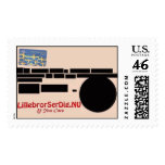 LillebrorSerDig.NU #4 Postage Stamps