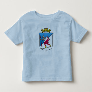 Lillehammer Norway Coat of Arms Heraldry T-shirt
