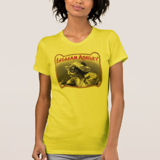 Lillian Ashley yellow (front) T-shirt