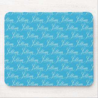Lillian - diseño moderno del nombre de la mousepad