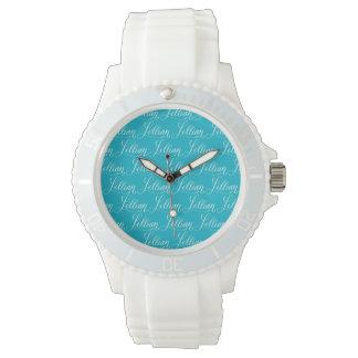 Lillian - diseño moderno del nombre de la relojes de mano