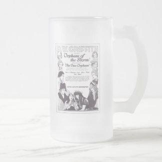 Lillian & Dorothy Gish Orphans of the Storm Coffee Mugs