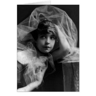 Lillian Gish #2 Greeting Card