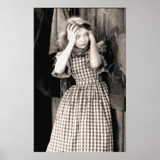 Lillian Gish Print