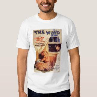 Lillian Gish The Wind movie poster Shirt