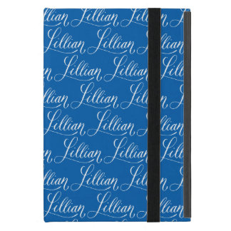 Lillian - Modern Calligraphy Name Design Cover For iPad Mini