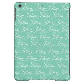 Lillian - Modern Calligraphy Name Design iPad Air Case