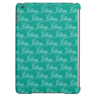 Lillian - Modern Calligraphy Name Design iPad Air Cover