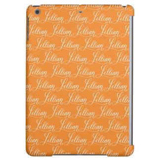 Lillian - Modern Calligraphy Name Design iPad Air Covers