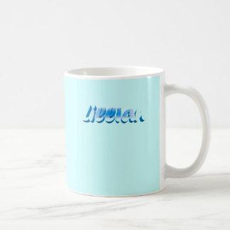 Lillian's coffee mug