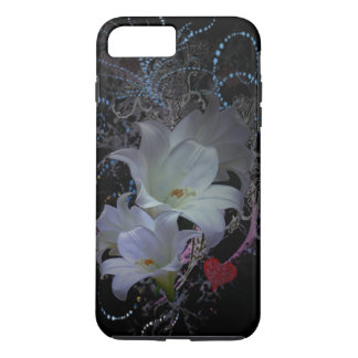 Lillie dreams floral design iPhone 8 plus/7 plus case