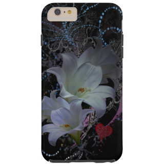 Lillie dreams floral design tough iPhone 6 plus case