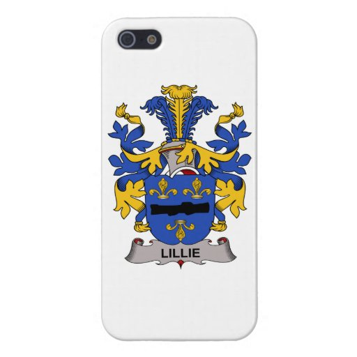 Lillie Family Crest Case For iPhone 5