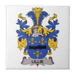 Lillie Family Crest Tiles