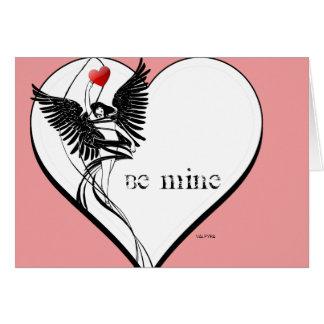 "Lillie Marlene ""Be Mine"" Valentine's 2016 VALPYRA Card"