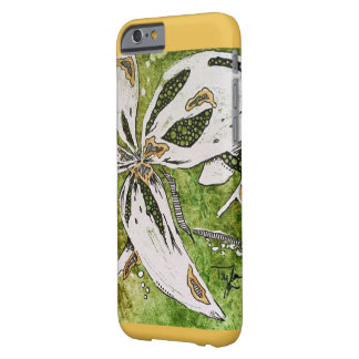 Lillie of the Jungle Barely There iPhone 6 Case