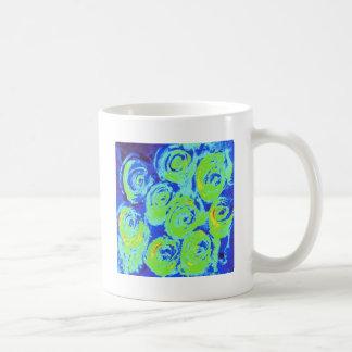 Lillies azul