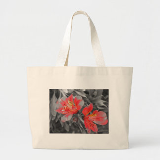 Lillies Black & White Bags