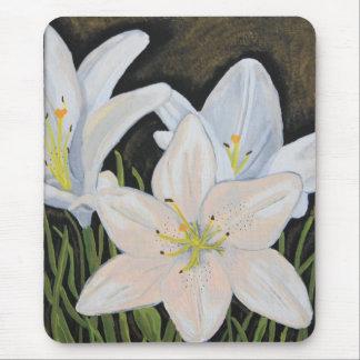 Lillies de Jenny Tapete De Raton