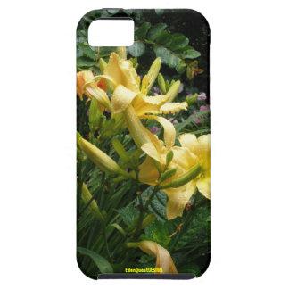 Lillies en Richmond I iPhone 5 Fundas