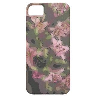 lillies iPhone SE/5/5s case