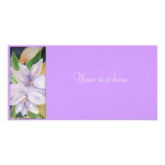 LILLIES Photo Card