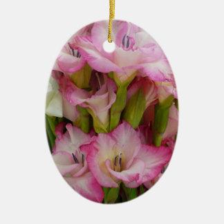 Lillies rosado ornatos
