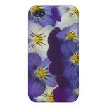 lillies salvajes iPhone 4/4S carcasa